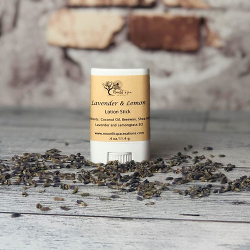 Lotion Stick Lavender & Lemon