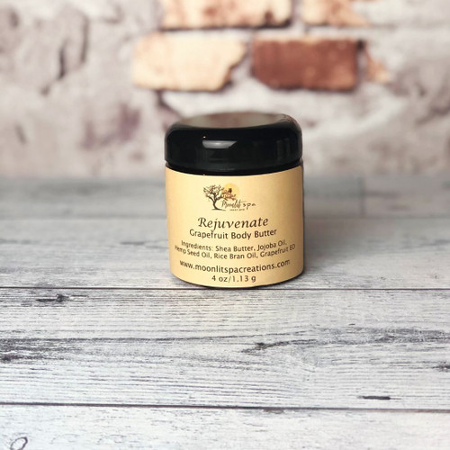 Body Butter Rejuvenate/Grapefruit