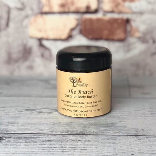 Body Butter The Beach/Coconut