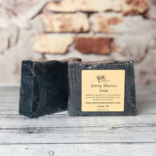Soap Forty Thieves