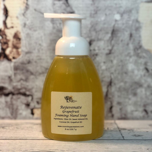 Liquid Foaming Soap  Rejuvenate/Grapefruit