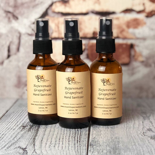 Hand Sanitizer - Rejuvenate/Grapefruit