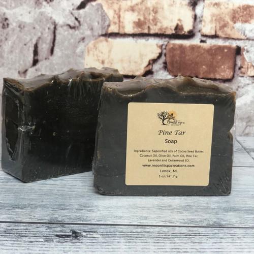 Soap Pine Tar