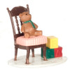Bear in Chair with Blocks