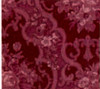 Wallpaper English Rose Set - Burgundy