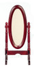 Cheval Mirror - Mahogany