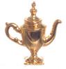 Dollhouse City - Dollhouse Miniatures Coffee Pot - Gold