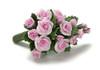 Dollhouse City - Dollhouse Miniatures Bridal Bouquet - Pink