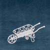 Dollhouse City - Dollhouse Miniatures Garden Wheelbarrow