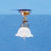 Dollhouse City - Dollhouse Miniatures Fluted Shades Ceiling Lamp