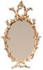 Dollhouse City - Dollhouse Miniatures Mirror - Oval