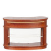 Back Bar Cabinet - Walnut