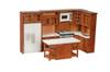 Kitchen Set - Walnut