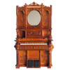 Victorian Parlor Organ - Walnut