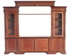 Wall TV Cabinet - Walnut