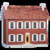The Foxcroft Estate Dollhouse Kit