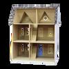Princess Anne Dollhouse Kit