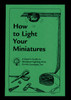 Dollhouse City - Dollhouse Miniatures How-To-Light Guide Book