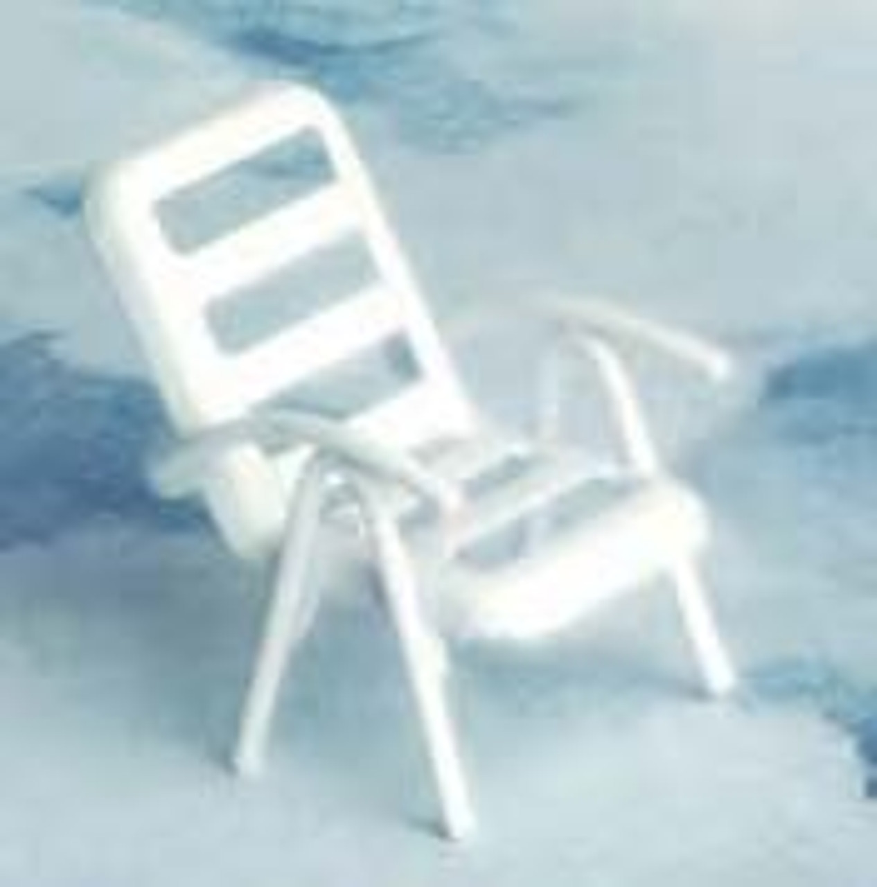 Lawn Chair - Metal