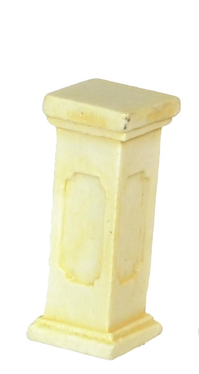 Pedestal - Ivory