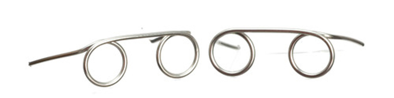 Eyeglasses Set - Silver