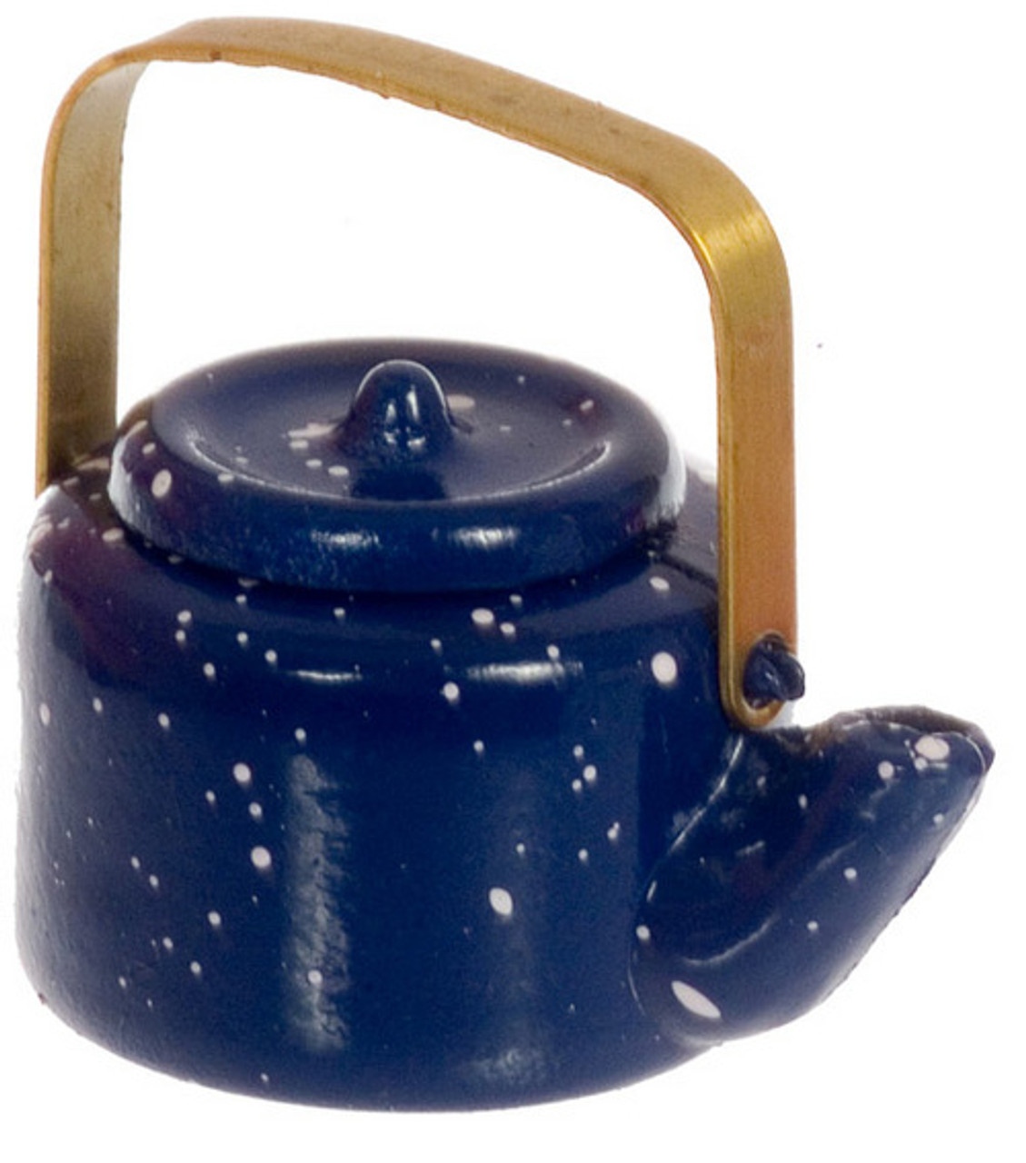 Teapot Small - Blue