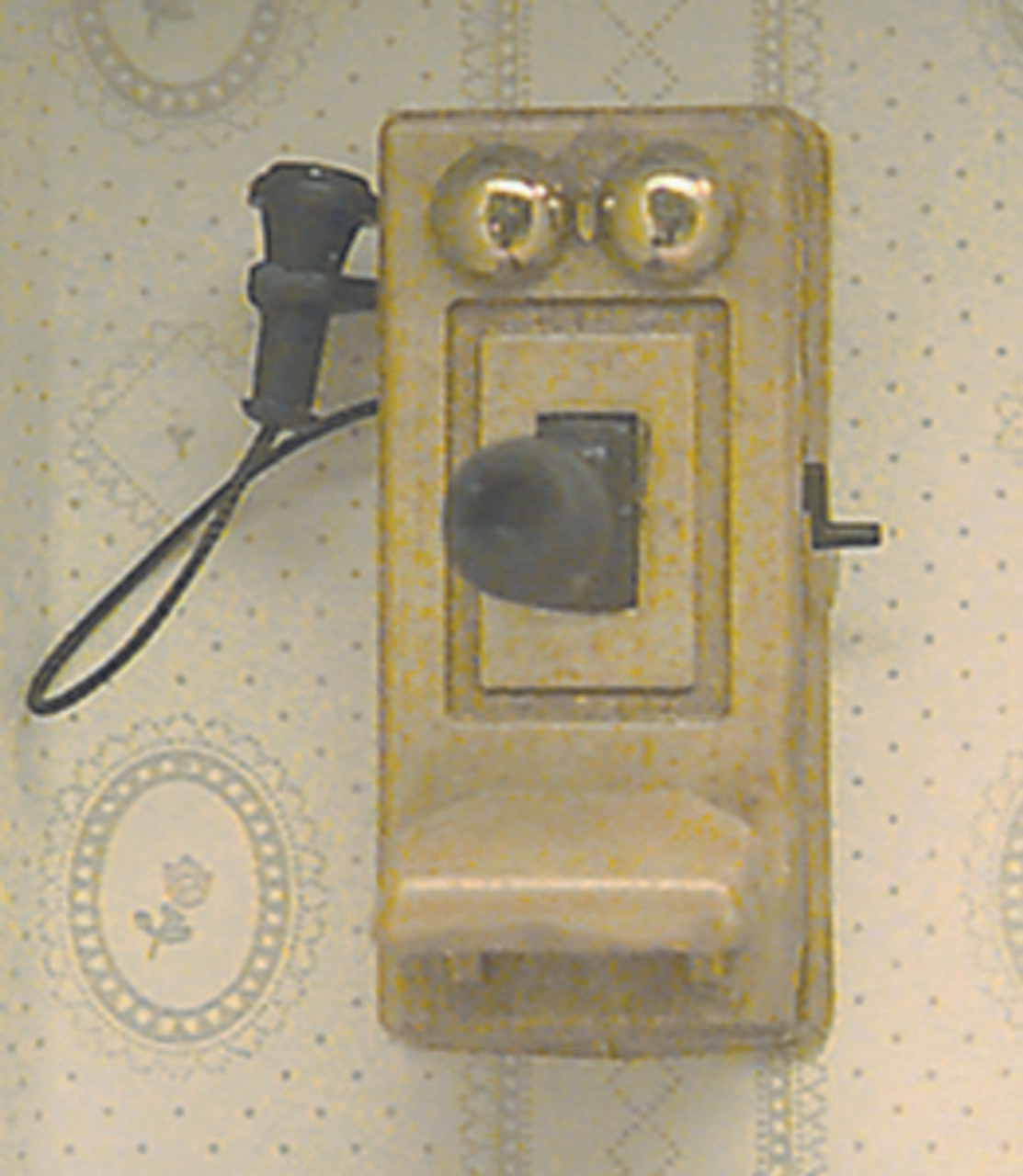 Telephone Old Fashioned - Brown