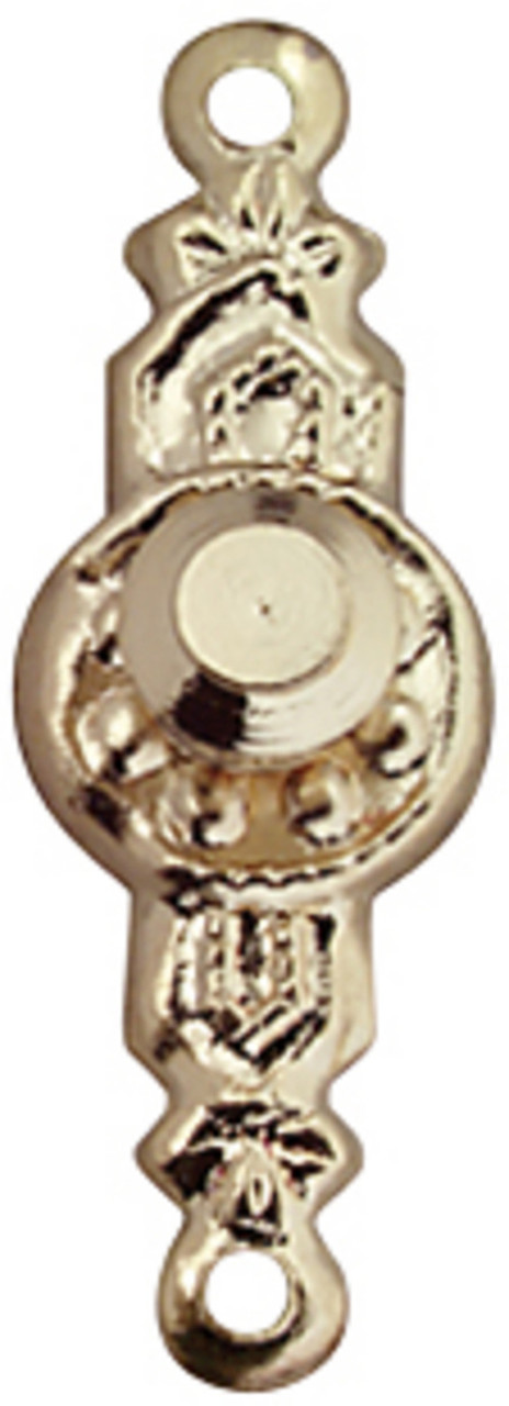 Dollhouse City - Dollhouse Miniatures Colonial Doorknobs Set