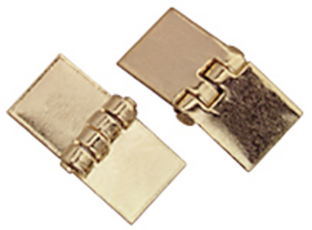 Dollhouse City - Dollhouse Miniatures Square Hinges