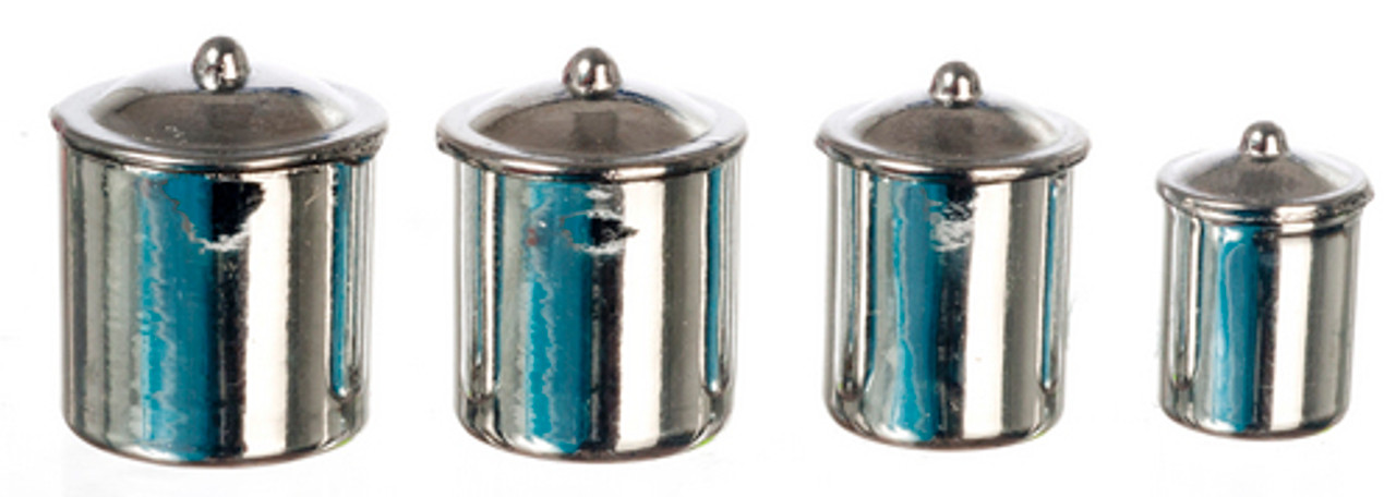 Canister Set - Stainless