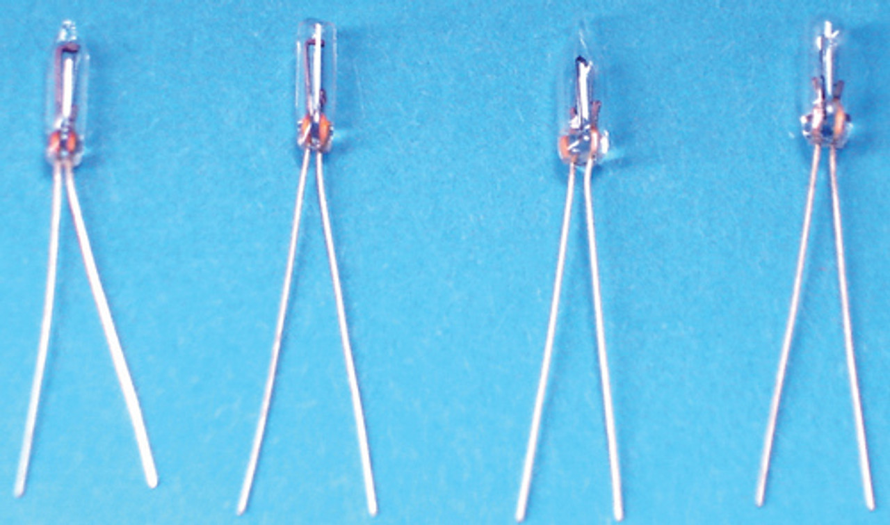 Round Bi-Pin Bulbs Set - Standard