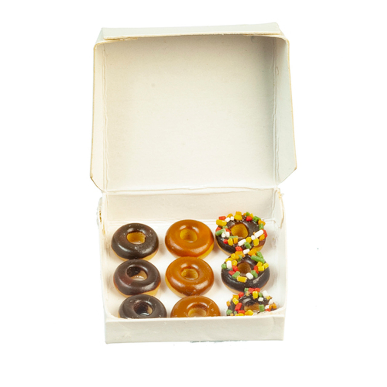 Donuts on Tray