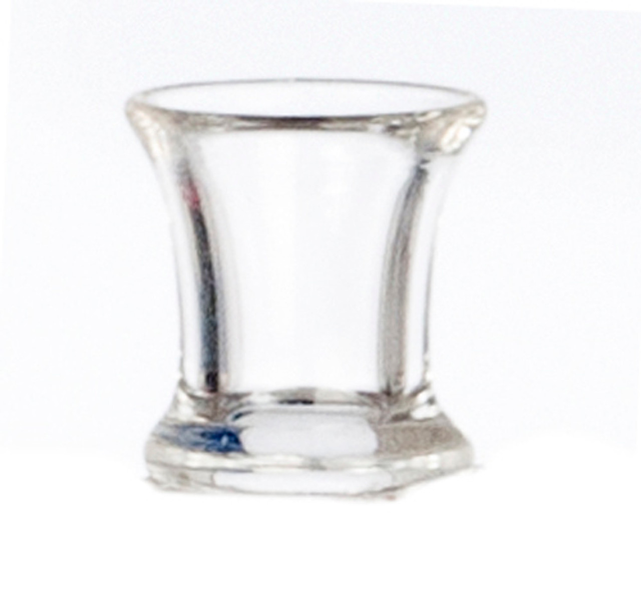 Dollhouse City - Dollhouse Miniatures Drinking Glass