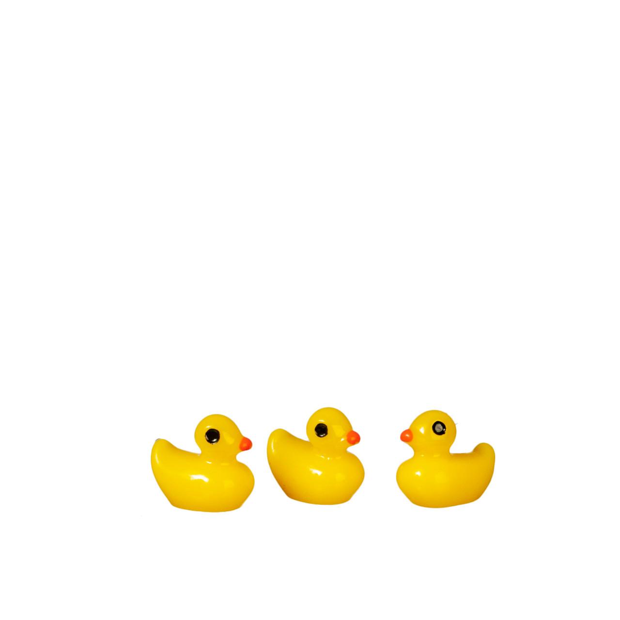 Duck Set - Yellow