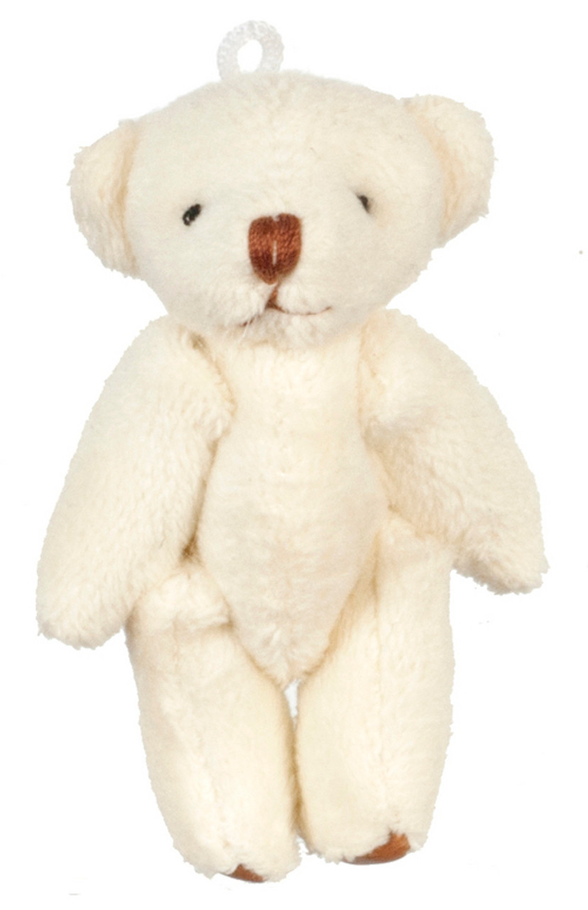 Big White Furry Bear