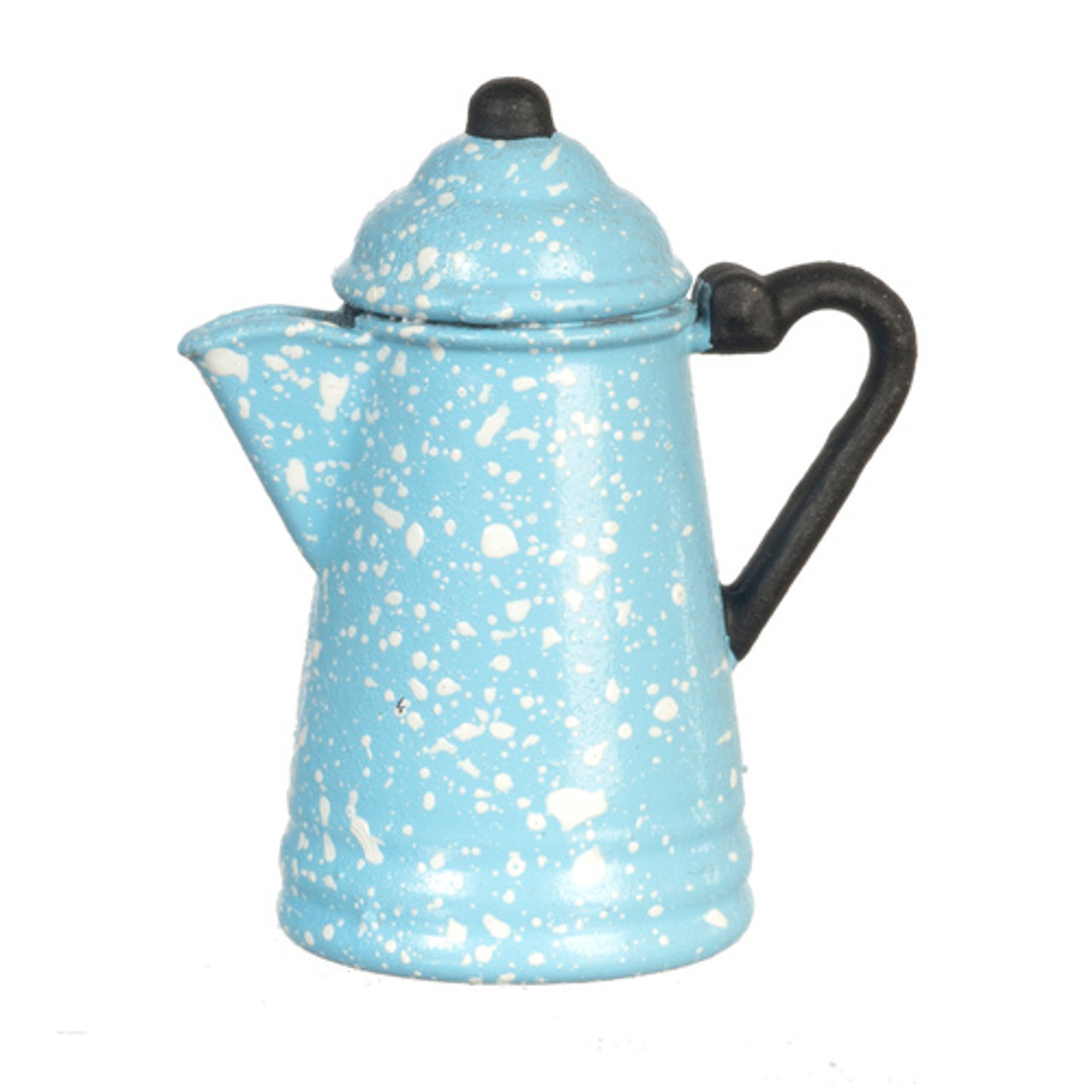 Coffee pot - Blue and White