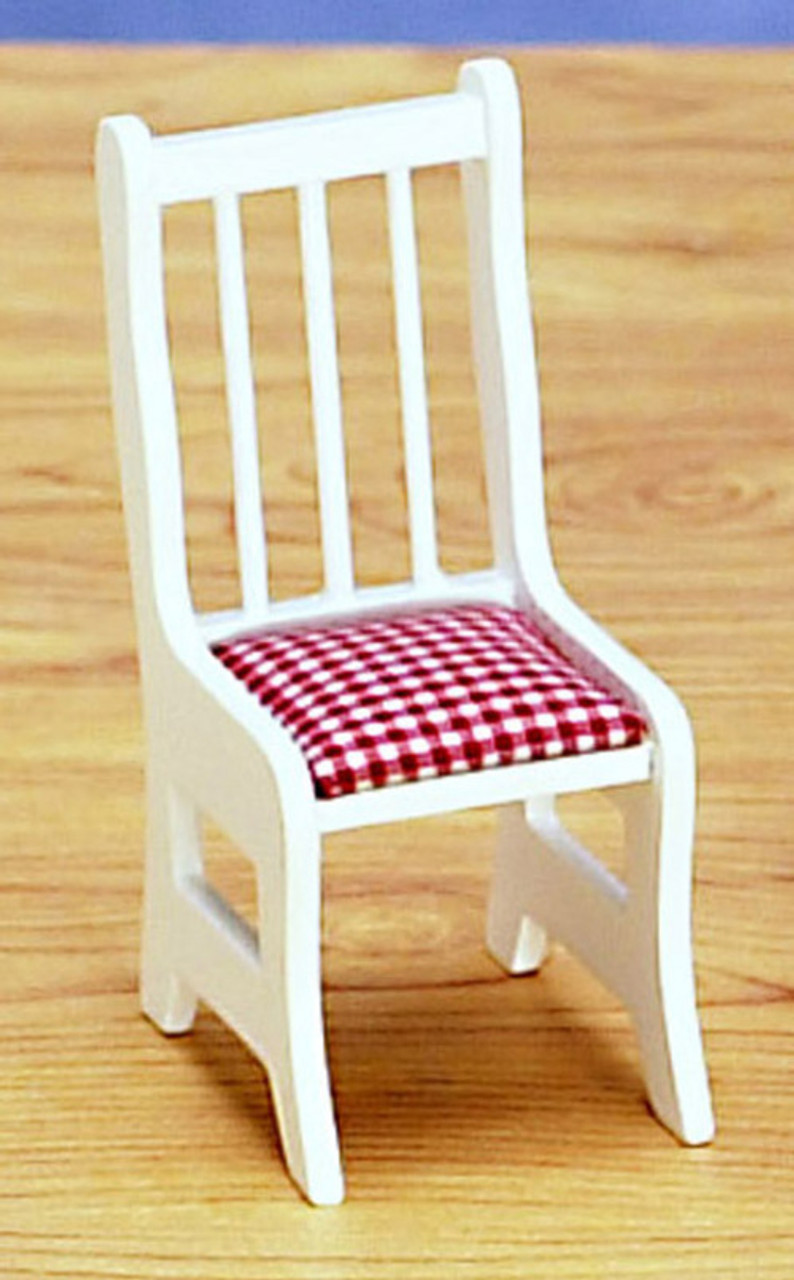 Chairs in White Set