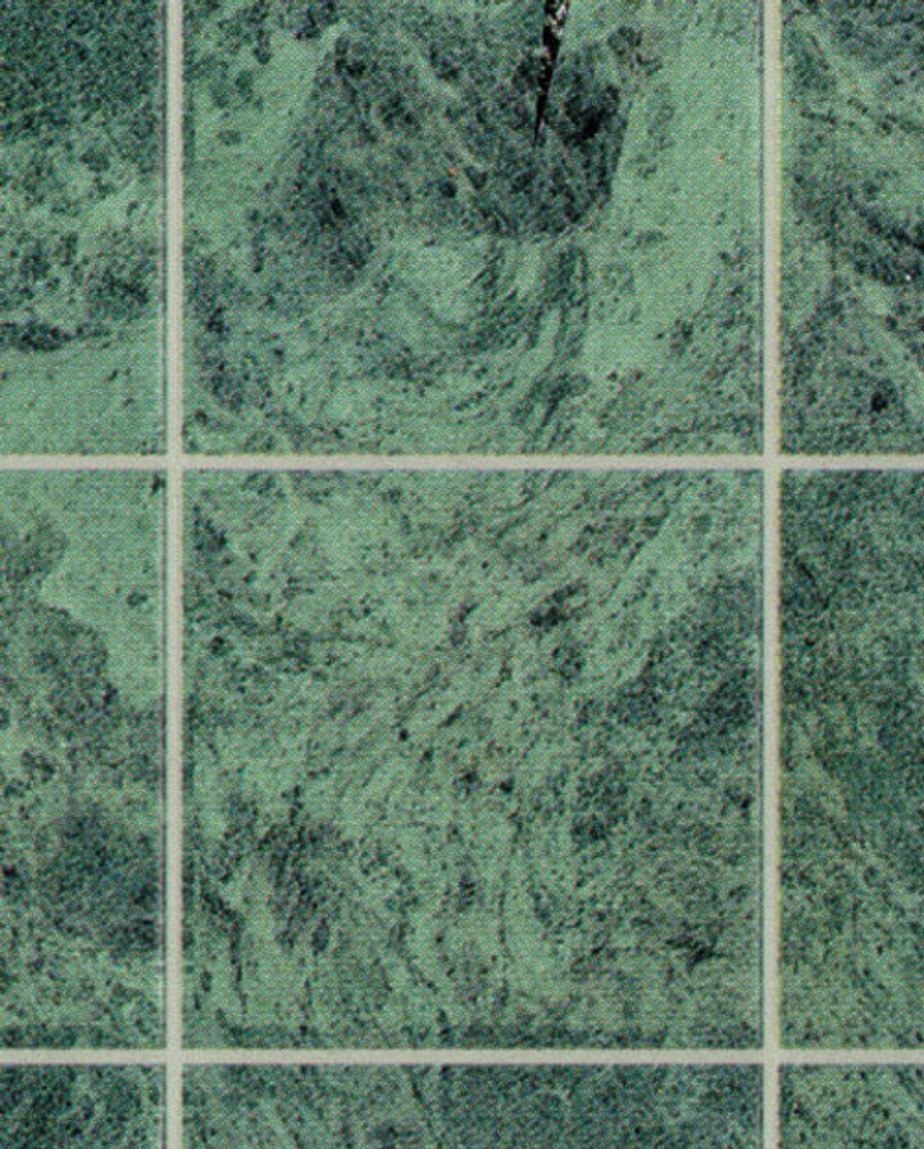 No Wax Marble Floor - Green