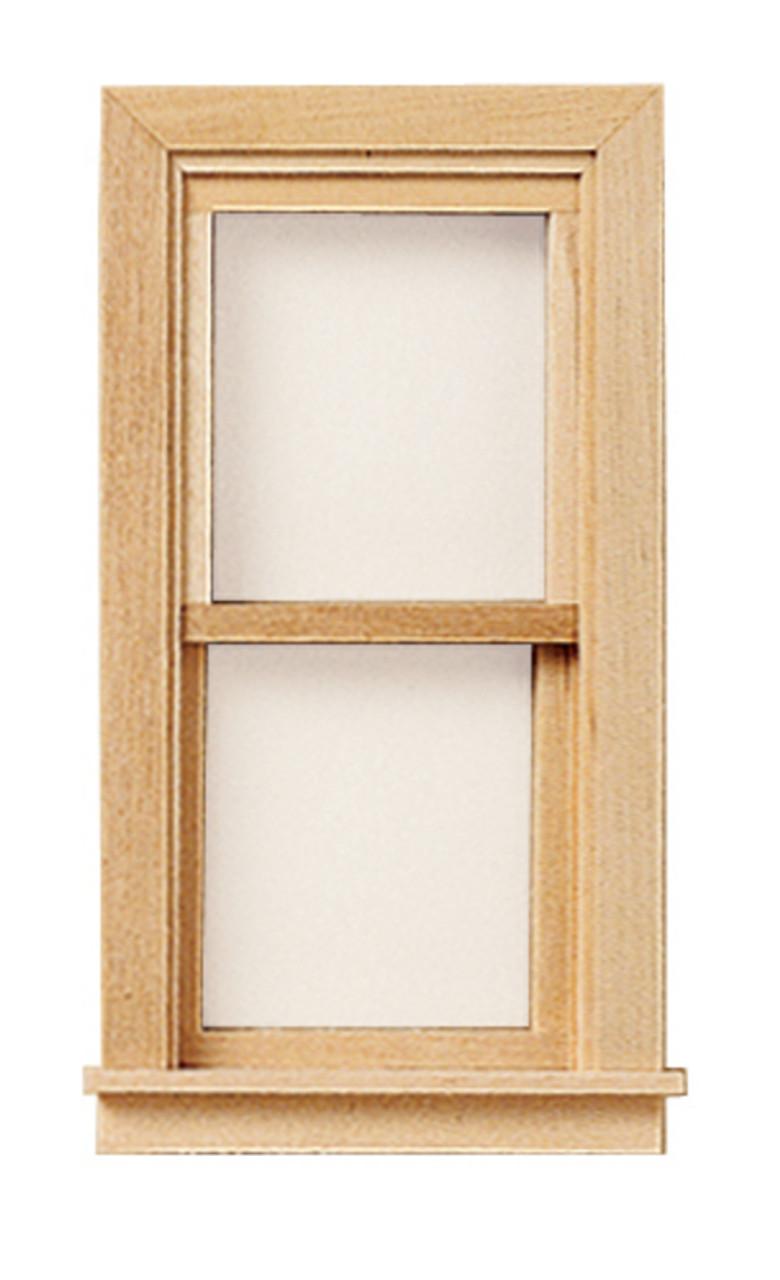 Non-Working Glazed Window