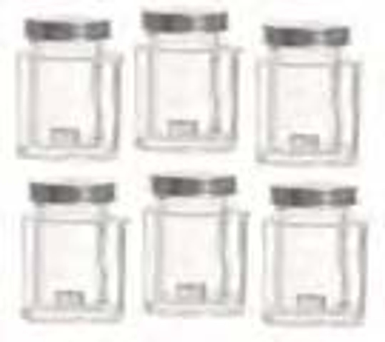 Baby Jar with SS Lid Set - Small