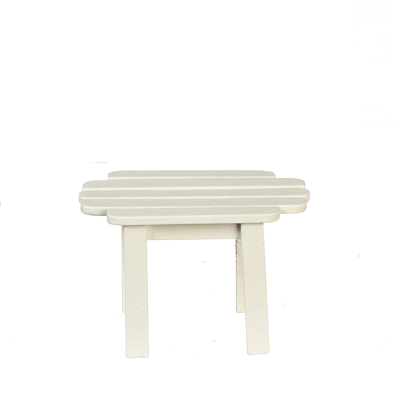 Adirondack Table - White