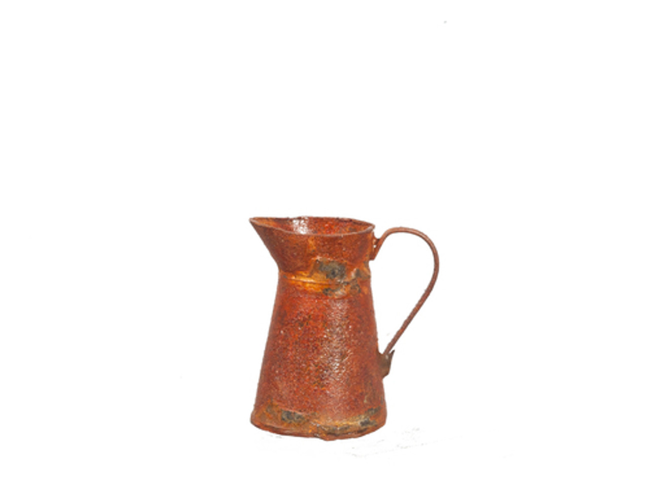 Small Pitcher - Rust