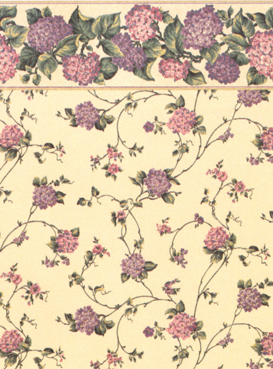 Wallpaper Kismet Set - Violet