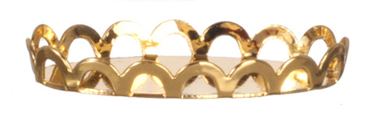 Tray - Brass