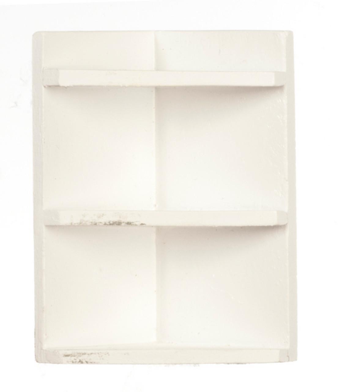 Corner Shelf - White
