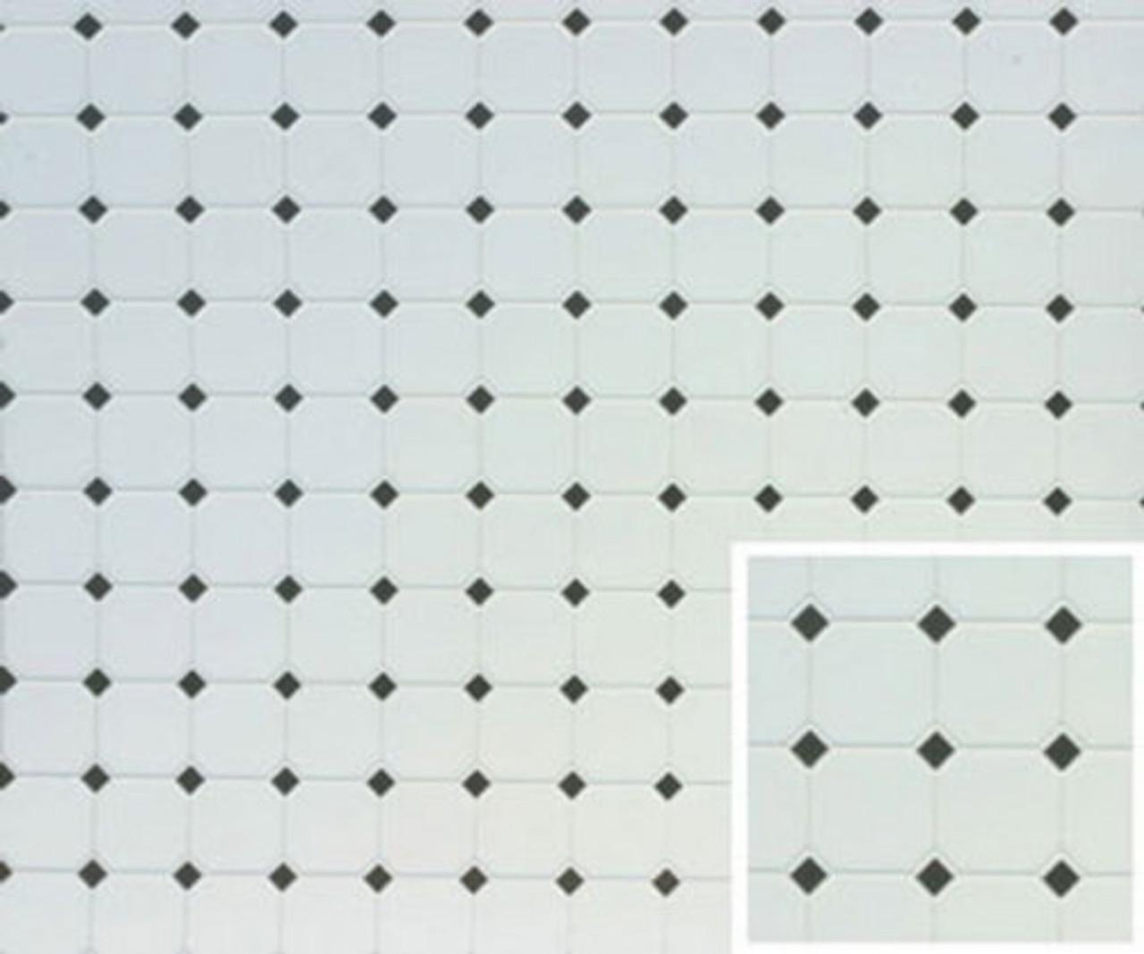 Tile Sheet - Black Diamond