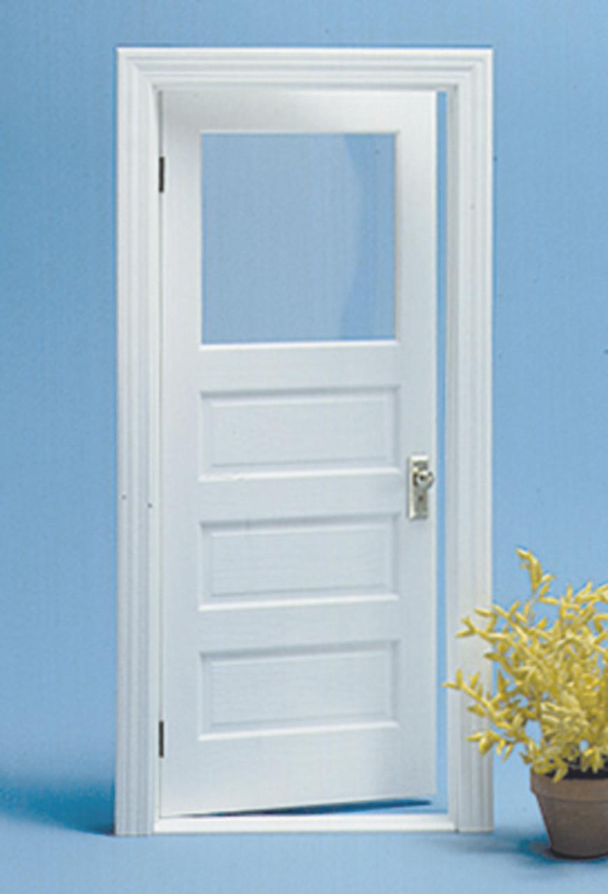 Three Panel and One Light Door Kit