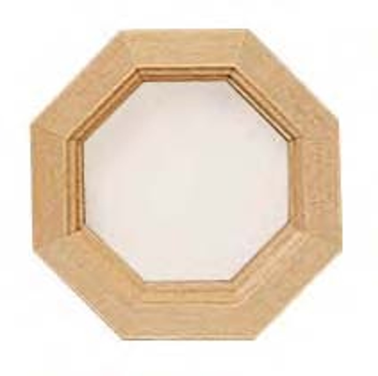Octagon Non-working Window