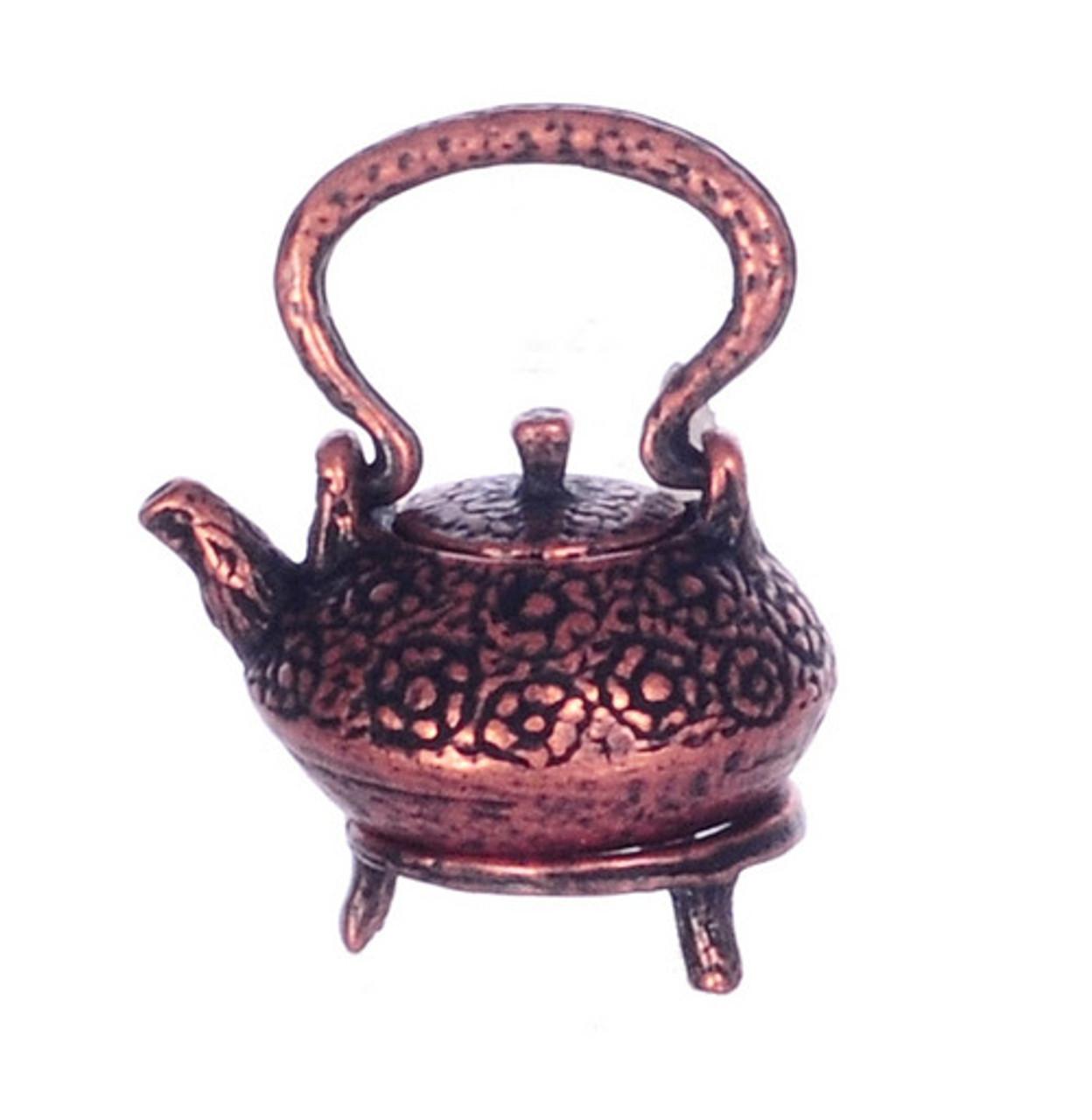 Tea pot - Antique Copper