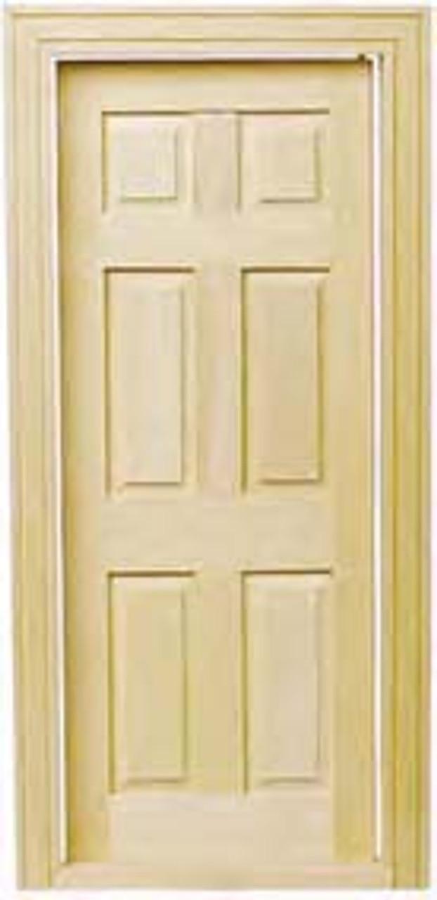 Interior 6-Panel Door